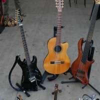 Guitares et basses